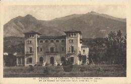PRADES - Le Château Val-Roc Et Le Massif Du Canigou - Prades