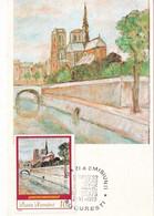 MONACO  LA CATHEDRALE (LPS4) - Kathedrale Notre-Dame-Immaculée