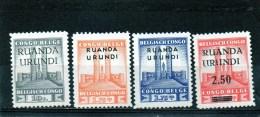 RUANDA URUNDI 1941-42 *