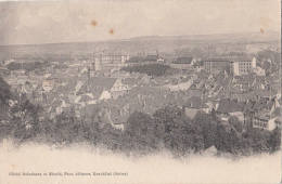 1900 Circa NEUCHATEL - NE Neuchâtel