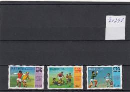 Barbuda 1974, Soccer, World Cup, MNH, B0298 - Coppa Del Mondo