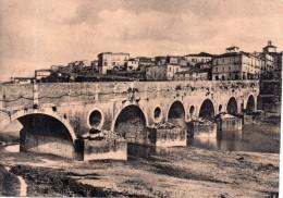 CAMPANIA-BENEVENTO-BENEVENTO VEDUTA PONTE CALONE ANNI/40 - Benevento