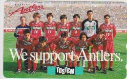 FOOTBALL - JAPAN - H093 - KASHIMA ANTLERS - Sport