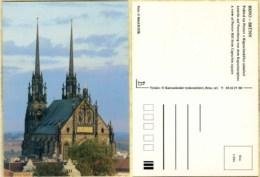 Ak Tschechien - Brno  -  Petersberg - Dom - Kirchen U. Kathedralen