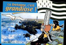 29 - Ile D'Ouessant : Phare Du Créac'h - Yann Et Gaëlle - Leuchttürme