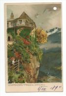 Gebhardsberg Bregenz Wirtshaus-5/08/1894-LITO- - Bregenz