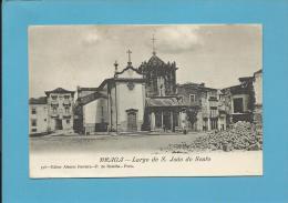 BRAGA - Largo De S. João Do Souto - PORTUGAL - Editor Alberto Ferreira N.º 356 - 2 SCANS - Braga