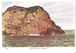 Folkard  Cape Trinity, Quebec - Saguenay