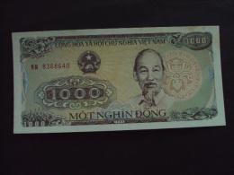 Vietnam Viet Nam 1000 Dong UNC Banknote 1988 - Pick#106 / 02 Images - Vietnam