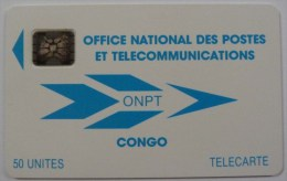 CONGO - Schlumberger - 50 Units - 40498 - Mint - Congo
