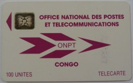 CONGO - Schlumberger - 100 Units - 40487 - Mint - Congo