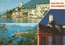 SALUTI DA MALCENISE - Souvenir De...