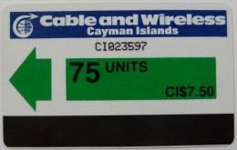 CAYMAN ISLANDS - Autelca - CAY-AU-4 - 75 Units - Used - Cayman Islands