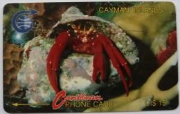 CAYMAN ISLANDS - L&G - CAY-1C - Hermit Crab - 1CCIC - Used - Cayman Islands