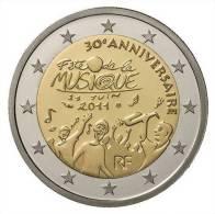 ** 2 EURO COMMEMORATIVE 2011 FRANCE PIECE NEUVE ** - France