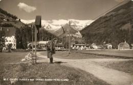 Q-88-7-CAMPO TURES M.865 VERSO SASSO NERO M.3360(CONTADINO CON FALCE) - Bolzano (Bozen)