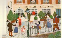 1390A   CLAIR DE LUNE VIERGE - Craft