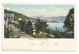 FASANO  MONTE BALDO-14/04/1902 - Sin Clasificación