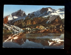 LE LAC LERIE Hautes Alpes 05 : 1967 Avec La Meije Et Le Rateau - Non Classés