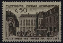 N° 1387 - X X - ( F 522 ) - ( Hôtel Des Postes - Paris ) - France