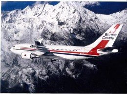 AIRBUS A 310/300 WARDAIR CANADA - Luchtvaart