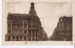 ESCH SUR ALZETTE RUE DE LA POSTE 1931 - Esch-Alzette