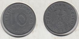 Allemagne 10 Pfennig 1945 E   Deutsches Reich