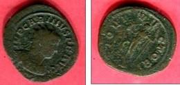 CARIN    ANTONINIEN  ROME   ( C 45  ) LA JOIE       TB  25 - 5. L'Anarchie Militaire (235 à 284)