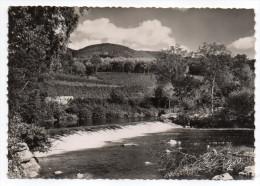 Entre AMBERT Et VERTOLAYE--1953--Vallée De La Dore--Vue Pittoresque (cascade),cpsm 15 X 10 éd G D´O - Ambert