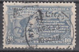 United States  Scott No.   E11   Used    Year  1911 - Usati