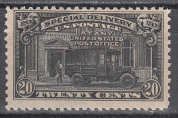 United States  Scott No.   E14     Mnh    Year  1925 - United States