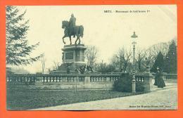 "Dpt  57  Metz  ""  Monument De Guillaume 1er  "" - Metz"