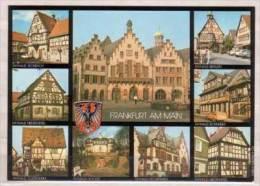 Frankfurt Am Main , Alte Rathäuser , Rathaus Seckbach - Bergen - Niederursel - Bornheim - Sossenheim - Höchst - - Frankfurt A. Main