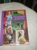 ENCYCLOPEDIE DU LIVRE D´OR POUR GARCONS ET FILLES - LIVRE 5 - CORRESPONDANCE A ELECTRICITE - Livres Pour Enfants