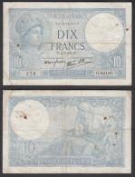 Billet De 10 Francs Du 02/01/1941 - 1871-1952 Anciens Francs Circulés Au XXème