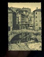 ANNONAY Ardèche 07 : Le Vieux Pont De Vaugelas Sur La Deume Et L'ancien Couvent Sainte Marie - Annonay