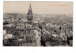 Dunkerque Vue Générale ( Place D´Armes , Hôtel De Ville , Tramway ... - Dunkerque