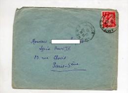 Lettre Cachet Amiens - Storia Postale