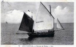 AULT ONIVAL BATEAU DE PECHE - Pêche