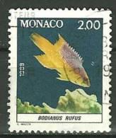 MONACO - N° YT 1615 Oblit - Used Stamps
