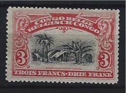 BELGIAN CONGO  1910 COB  61 MNH ** - Belgian Congo