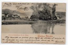 Tarjeta Postal Hedaye Circulada 1904 - Hendaye