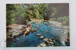 Philippines Postcard - The Rapids Of Pagsanjan - Filipinas