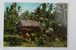 Philippines Postcard - Sta. Maria, Zamboanga City - Filipinas
