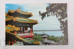 China Postcard - The Summer Palace, Peking - China