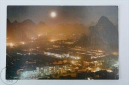 China Postcard - Beautiful Kweilin - The City By Night - China