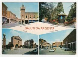 Saluti Da Argenta - Ferrara