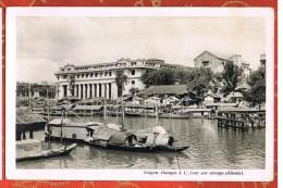 VIETNAM - SAIGON - BANQUE I.C (vue Sur Arroyo Chinois) - Vietnam