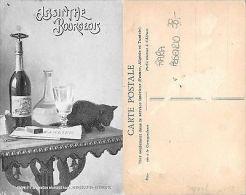 France - ABSINTHE BOURGEOIS Assenzio ADVERTISING RARA Pubblicitè (I-L 136) - Unclassified