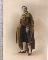 Métier, Photographe, Edmond VILLEMONT ,74 Bis Avenue De St Mandé ,Paris, Voir Scan Du Verso - Fotografía